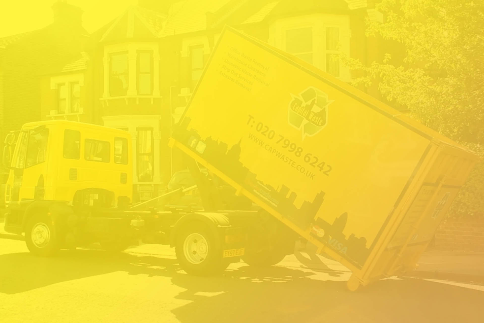 Capital Waste Domestic Rubbish Removal & Waste Clearance
