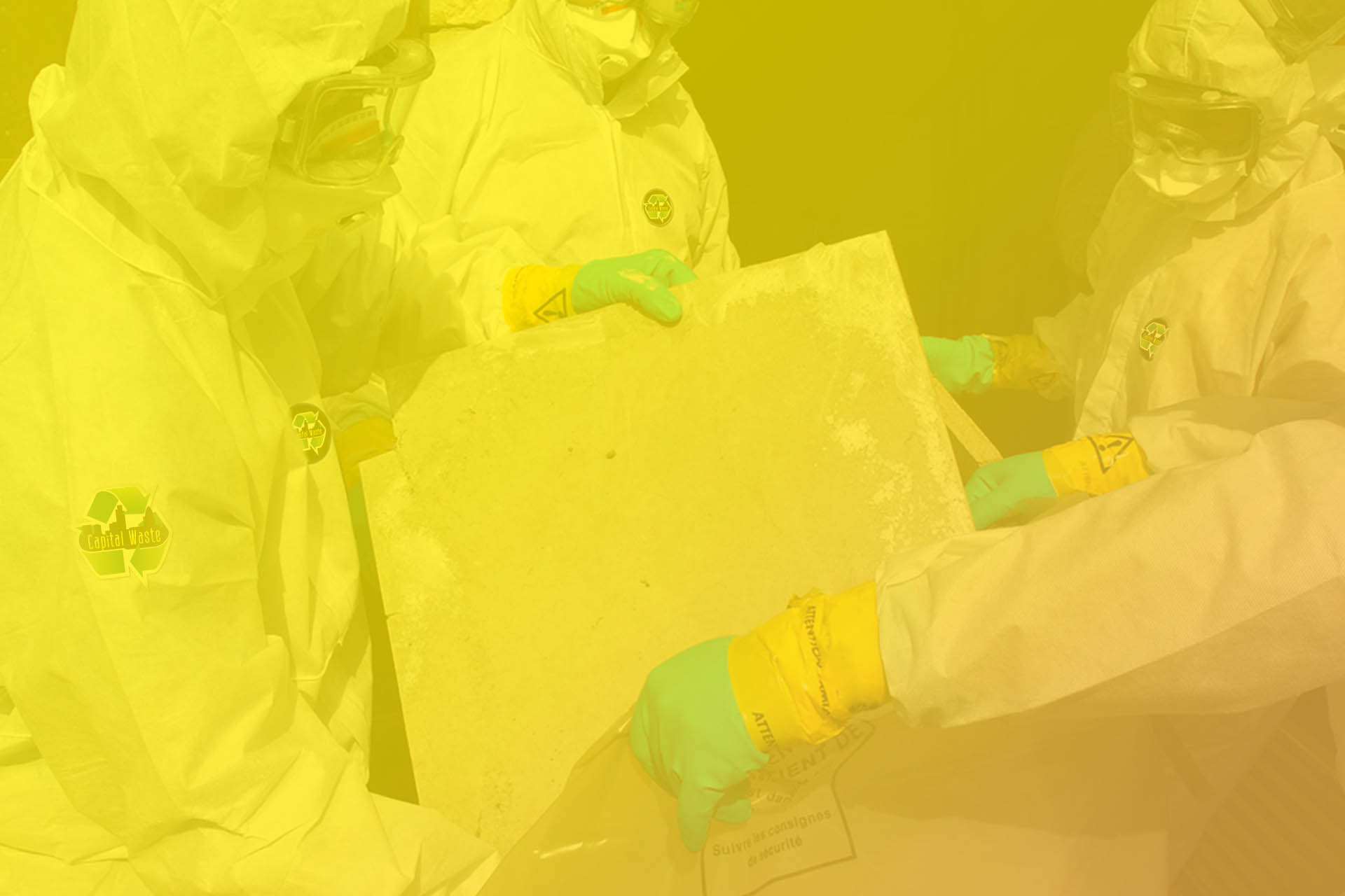 Capital Waste Asbestos Removal